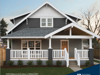 Characteristics of home Buyers & Sellers in 2019