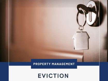 Eviction Moratorium Lifted